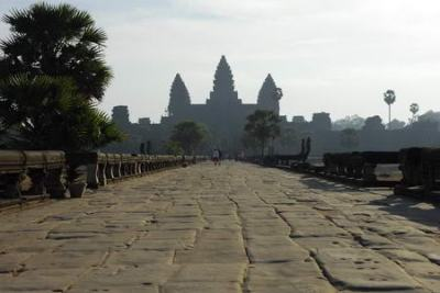 Angkor Wat - Cambogia