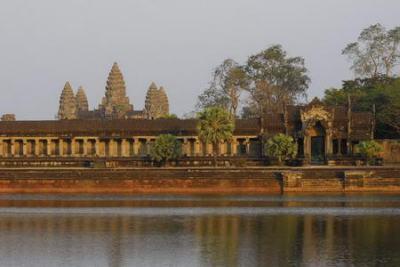 Templi di Angkor Wat - Cambogia