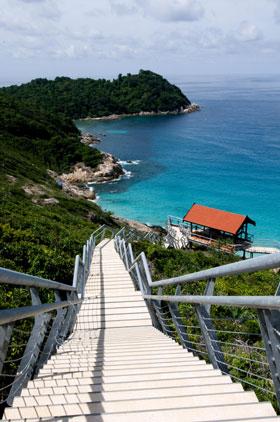Last Minute e Offerte di Viaggio a Perhentian Kecil con il Tour Operator InnViaggi Asia.
