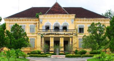 sede governatorato Battambang