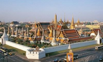 gran palazzo reale - bangkok - thailandia