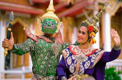 arte thailandese