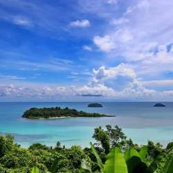 Koh Chang in Tailandia