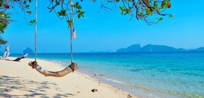 ko kradan e il mare della thailandia