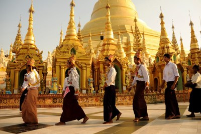 diversità culturale del myanmar