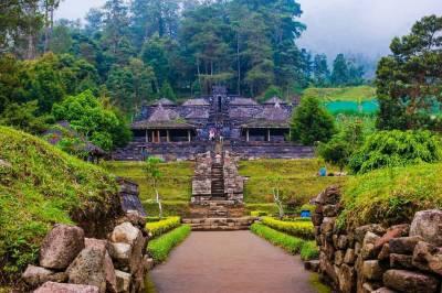 tempio java indonesia