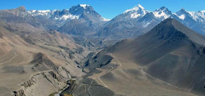 circuito dell'annapurna nepal