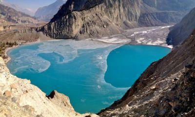lago gangapurna nepal annapurna