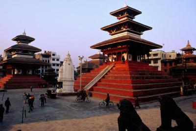 Maju Deval Durbar Square