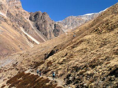 Thorung La annapurna nepal