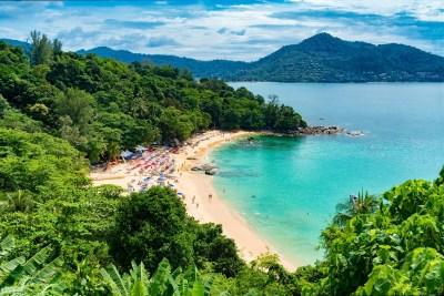 La nascita di Phuket