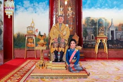 Consorte del re thailandese