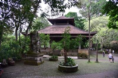 Pura Dalem Agung Padangtegal - Bali