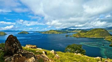 komodo national park - indonesia