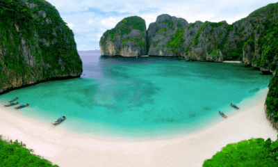 maya bay - phi phi Islands - thailandia