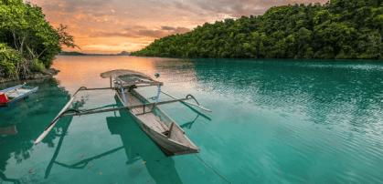 il mare delle Sulawesi