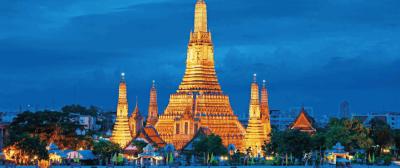wat arun - tempio bangkok - thailandia