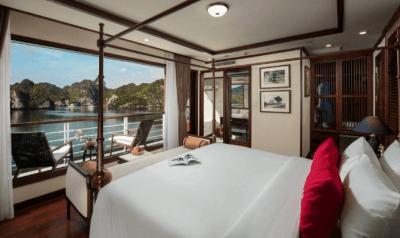 heritage cruises – cat ba