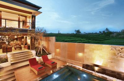 the kryamaha villas - bali