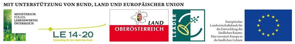 Logo Leader, Land OÖ, LE 14-20