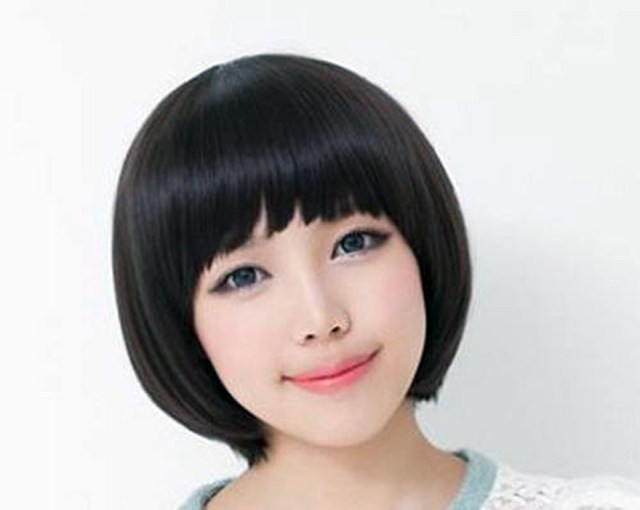 Korean  Short  Hairstyle 2013 Inofashionstyle com