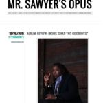 Inohs on Mr. Sawyer's Opus