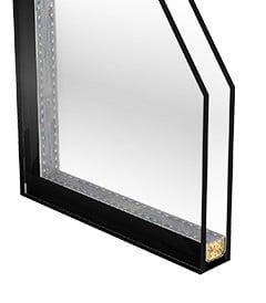 PVC-prozori-Dvoslojno staklo low-e