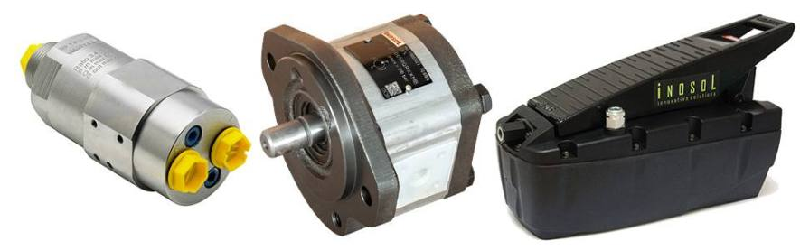 Hydraulic Pumps