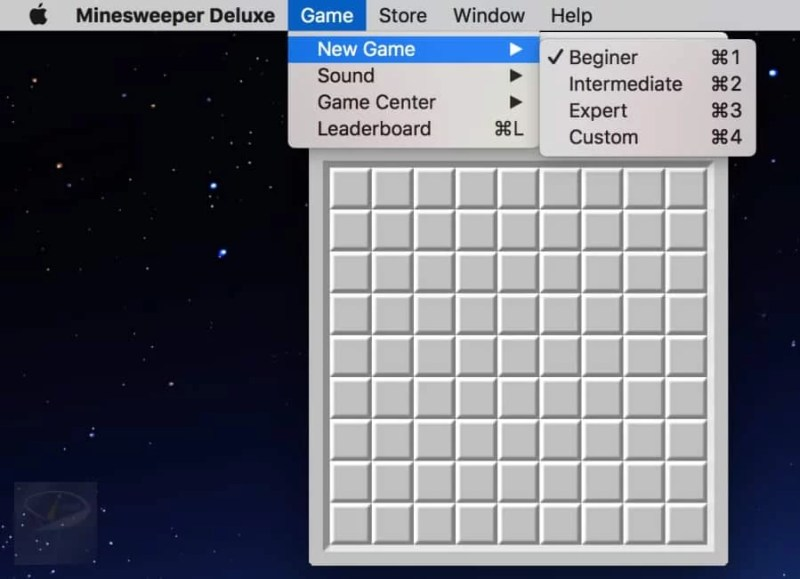 Minesweeper Deluxe_1