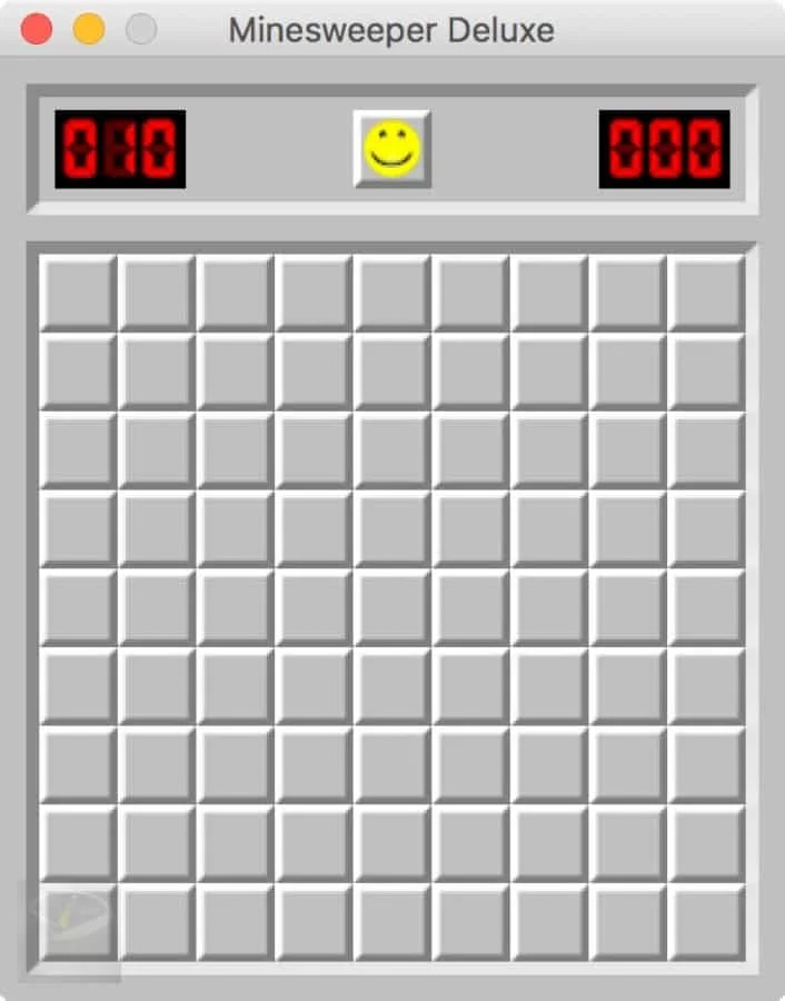 Minesweeper Deluxe_4