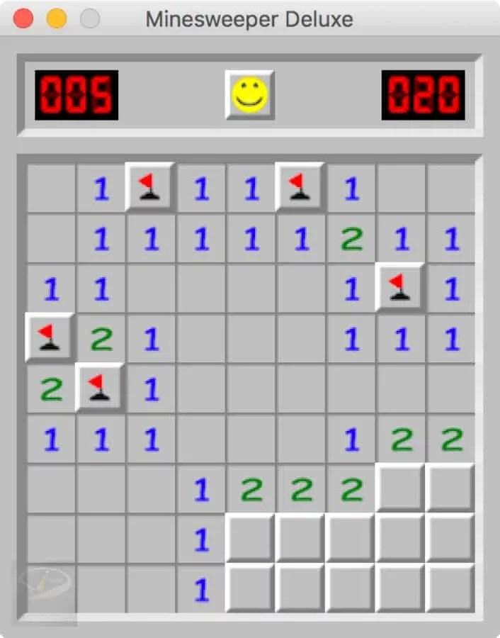 Minesweeper Deluxe_5