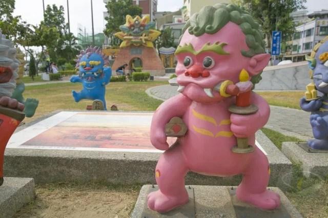 台南劍獅公園-13