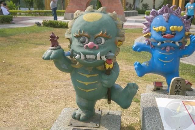 台南劍獅公園-15