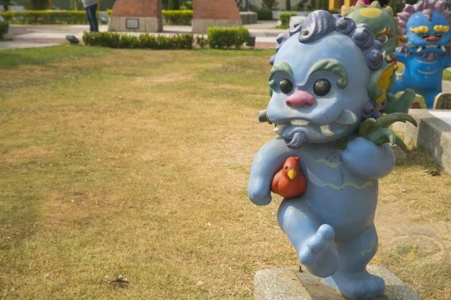 台南劍獅公園-16