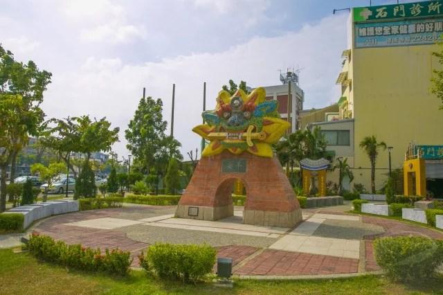 台南劍獅公園-2