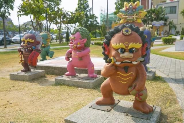 台南劍獅公園-9