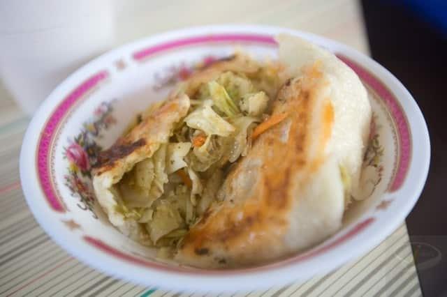 南投埔里素食早餐-3