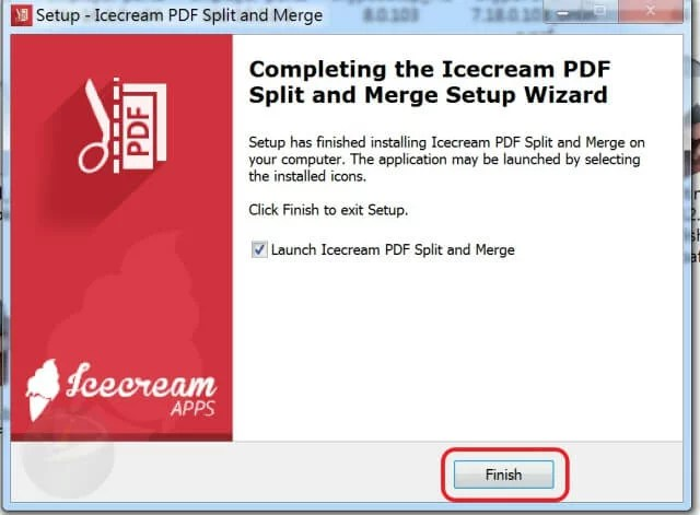 Icecream PDF Split&Merge-7
