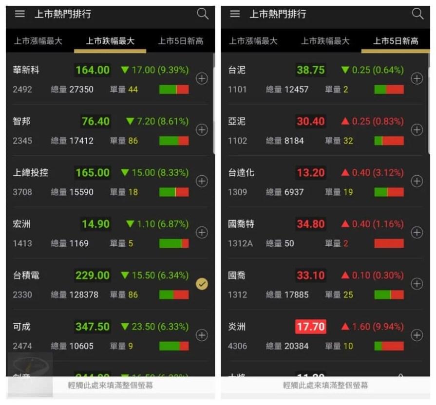 android yahoo stock_18