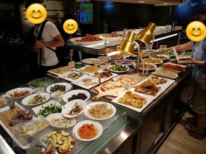 誠-健康素食-松江店1