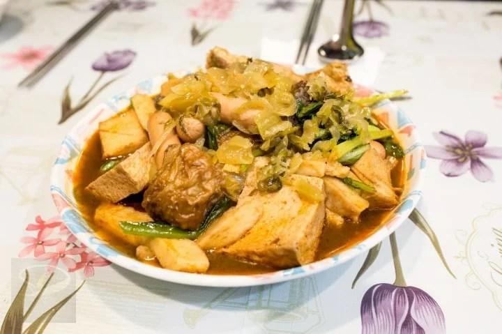 新莊-榛愛家中西式料理-素食章魚燒-13