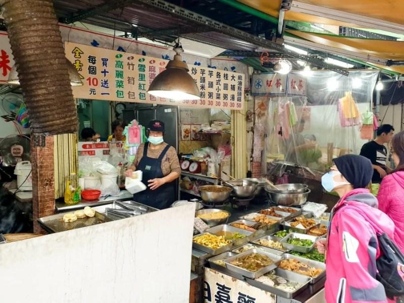 虎林街-美味素食-水煎包-2