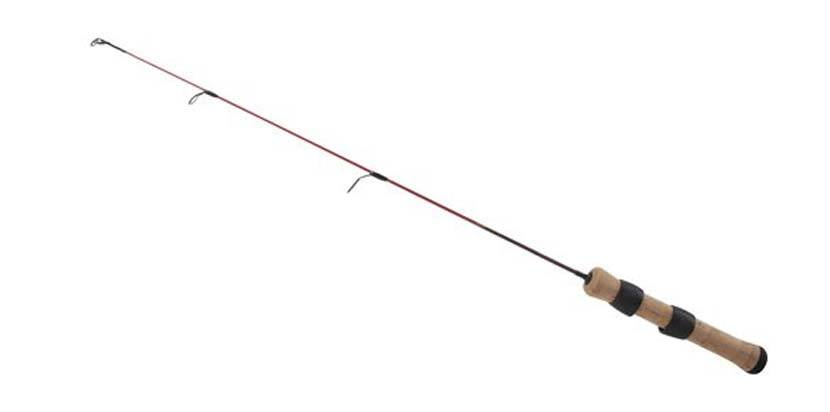 Berkley Cherrywood HD Ice Fishing Spinning Rod