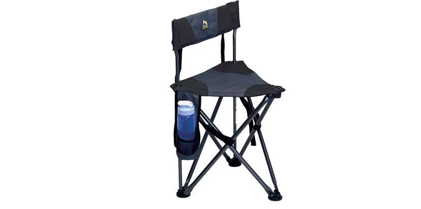 GCI Outdoor Quick-E-Seat Folding Tripod Field Chair