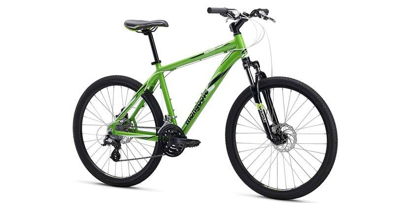 "Mongoose Men's Switchback Expert Mountain Bike (16""/Small)"