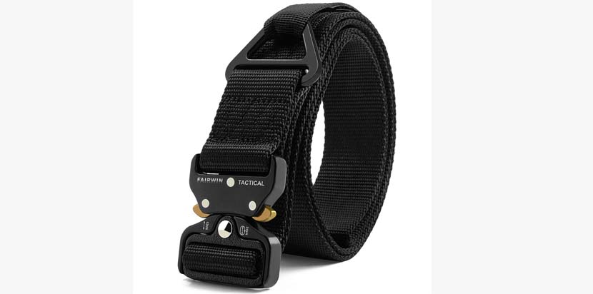 Fairwin V-ring Tactical Rigger Belt