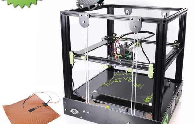 East 3d Gecko 3D Printer Review Must Have 3D Printer