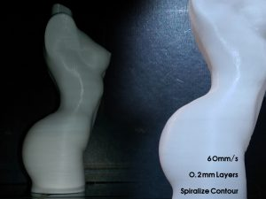 Eryone Filament Review by Chris Conway - Bust