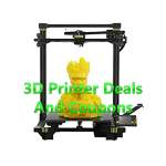 3D Printer Deals And Coupons