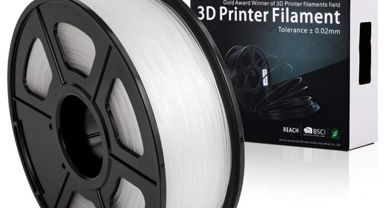 Sunlu Transparent PLA+ Filament Review